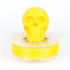 ColorFabb Signal Yellow PLA filament is designed to work with a wide range of 3D Printers. ColorFabb is available in a wide range of colors. 100% biodegradable, extremely high-quality, imported from Holland. Available in 1.75 mm and 2.85 mm sizes.  #3DPrinting #Filament #Ultimaker #Lulzbot #Afinia #DeltaMaker #DremelIdeaBuilder #FlashForge #Leapfrog #MakerBot #Printrbot #SignalYellow