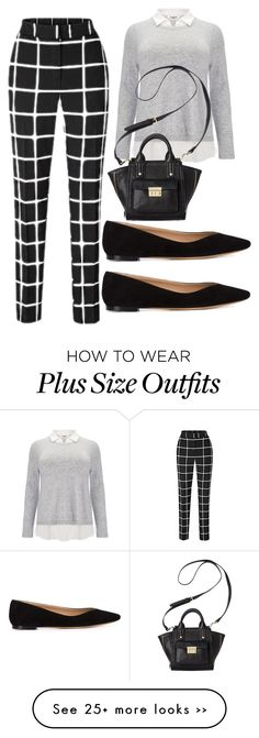 """#84"" by kpopkdrama1 on Polyvore featuring Studio 8, 3.1 Phillip Lim and Chloé"