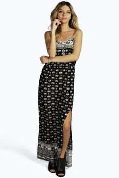 Bernie Elephant Maxi Dress