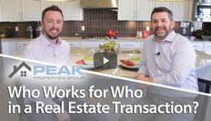 We're covering buyer's and seller's agency and the different types of agency agreements with real estate agents in the surrounding Denver area.