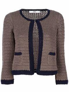 Elenarte: Patrón de chaqueta d