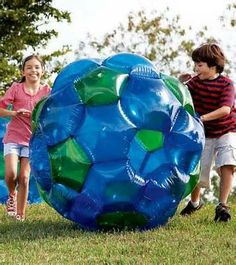 Great Big Outdoor Playball