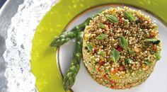 #Quinoa con vegetales #receta