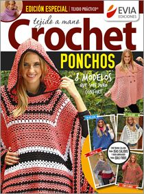 Crochet PONCHOS 2015