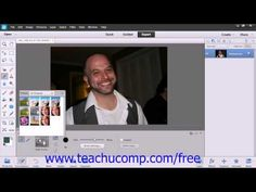 Learn how to use the smart brush tools in Adobe Photoshop Elements at www.teachUcomp.com. A clip from Mastering Photoshop Elements Made Easy v. 12. http://www.teachucomp.com/free - the most comprehensive Photoshop Elements tutorial available. Visit us today!