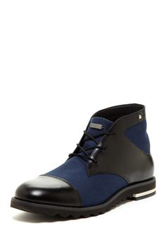 boot for black or blue