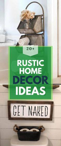 Brilliant Rustic Home Design #rustichomedesign #rustic Rustic Home Design, Diy Rustic Decor, Rustic Theme, Diy Home Decor, House Design, Decoration, Top, Inspiration, Ideas