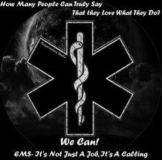 EMS You gotta love it