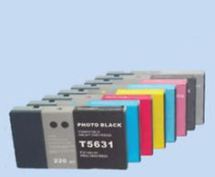 Ink Coupons For - 8 x Epson Stylus Pro 7800 9800 220ml K3 UltraChrome Compatible  inks Cartridge2 - http://www.inkcoupon.org/8-x-epson-stylus-pro-7800-9800-220ml-k3-ultrachrome-compatible-inks-cartridge2/