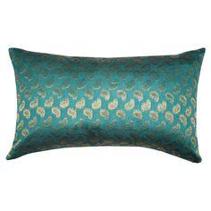 Paisley Lumbar Pillow