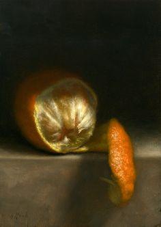One Peeled Orange