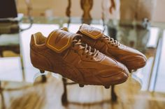 The Puma King by Alexander McQueen - The 2014 World Cup BootStylehunter.com