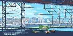 Cool Pixel Art, Pixel Animation, Chill, Retro, Archive, Anime, Twitter, Design, Pixel Art