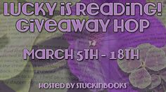 Mythical Books: Lucky is Reading Giveaway Hop International