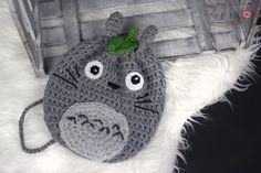 Caab Totoro Rucksack/Tasche Häkelanleitung