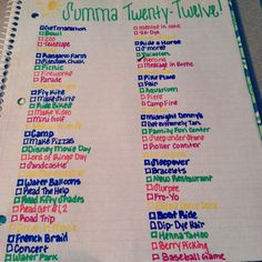 My future list! Summer Dream, Summer 2014, Summer Fun, Bucket List For Teens, Summer Bucket Lists, Kids Connection, Life Gets Better, Tan Lines, Summertime