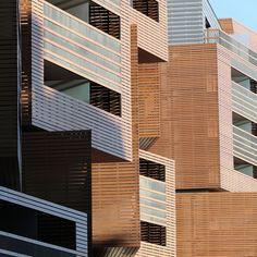 Basket Apartments in Paris / OFIS architects