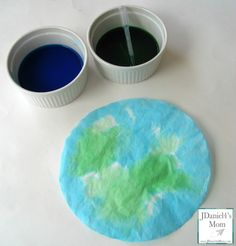 Coffee filter crafts are so much fun to make with kids. These are our favorite coffee filter crafts for kids and they are perfect for keeping kids busy! Coffee Filter Art, Coffee Filter Crafts, Coffee Filters, Earth Day Projects, Projects For Kids, Crafts For Kids, Science Projects, Project Ideas, Earth Craft