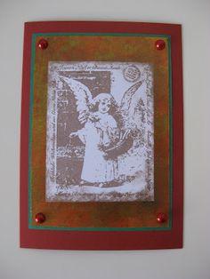 Sabrinas kreative Seite: Weihnachtskarten