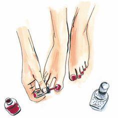 "LINE BOTWIN ""girly illustrations"" #chic #fashion #girly #illustration Andrea Turvey"
