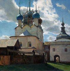 Vladimir Kirillov - Contemporary Russian Painter