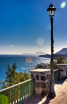 This is how I picture Italy and the Mediterrean sea. Catenacci, Campania, Italy.
