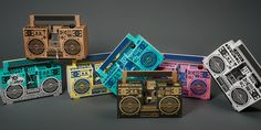 Berlin Boombox product family