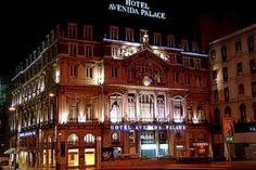 Avenida Palace Hotel Lisbon.