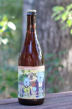 Funke Hop Farm from Sudwerk Brewing in California. Dry-hopped sour saison that will blow your mind!