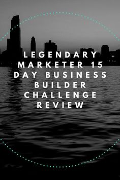 legendary marketer 15 day challenge is a 15 day action oriented course that will show you in 15 days how to build an online business the right now. I have brought 30 to 40 different courses over time to show me how to make money online and how to build an online business but most of those courses are not as good as legendary marketer 15 day challenge.