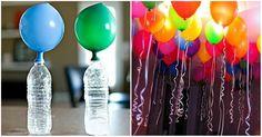 Visaţi ca la următoarea petrecere camera să vă fie plină de baloane zburătoare? Perfect-ask.com vă propune să nu risipiţi banii pe o butelie de heliu, ci să alegeţi o cale mai simplă. Cum să umflaţi baloane zburătoare Este o activitate care va fi deosebit de interesantă pentru copii, de aceea nu ezitaţi să-i includeţi în proces! Numai să nu uitaţi să le daţi câte un şorţ şi o pereche de mănuşi de cauciuc: toate operaţiunile sunt inofensive, dar tehnica securităţii totuşi nu a anulat-o încă…