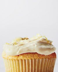 Lemon-Ricotta Cupcakes with Fluffy Lemon Frosting Save RecipePreview Recipe