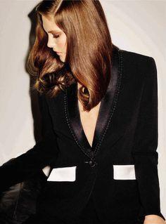fur: catherine mcneil by ezra petronio for vogue spain november 2015 | visual optimism; fashion editorials, shows, campaigns & more!