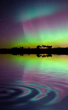 ✯ Aurora in Scotland
