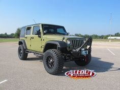 The Jk Shown Here Is A Rubicon With Stock 255 75r17 32x10