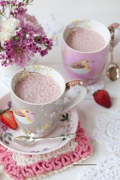 strawberry almond steamer (1 of 4)