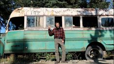 "Visiting the ""Into the Wild"" Bus in Alaska (From the Movie) Seven Years In Tibet, Travel Movies, World Movies, Travel 2017, Eddie Vedder, Romance Movies, India Travel, Cool Websites"