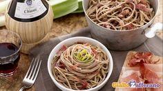 Ricetta Spaghetti al Chianti - Le Ricette di GialloZafferano.it