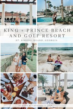 Family Beach Trip: The King and Prince Beach and Golf Resort- St. Simons Island, Georgia – At Home With Natalie