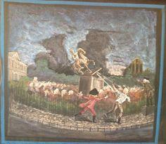 Grade 8 - American History. Cincinnati Waldorf School