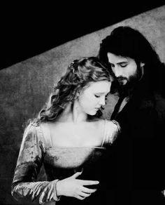 Mark Ryder as Cesare Borgia  Isolda Dychauk as Lucrezia Borgia