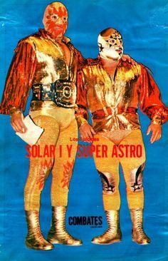 Solar y Super Astro.