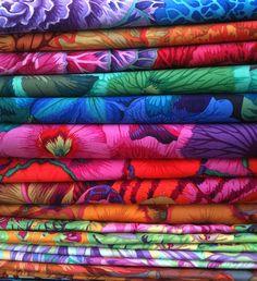 New Rowan fabrics for Spring 2012