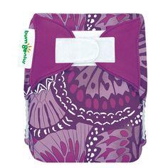 Littles - Newborn Cloth Diaper - Genius Series Patch