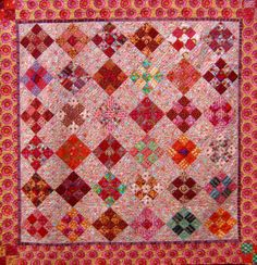 nifty quilts - more REDS