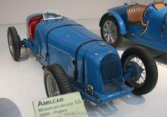 1926 Amilcar Monoposto