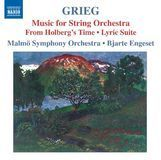 Grieg: Music for String Orchestra [CD]