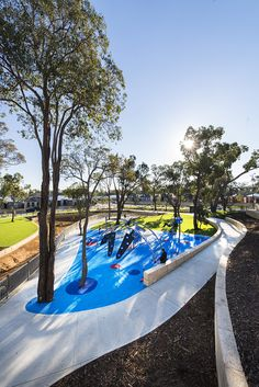 Already one of the most awarded residential communities in Western Australia, The Village at Wellard from Peet is a stunning neighbourhood with a sensitive approach to public spaces. With more than 30 hectares of landscaped parks, 17 hectares of natural bushland and 10 hectares of conservation wetlands providing a backdrop for innovative public artwork. Designed by EPCAD and constructed by LD TOTAL.