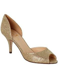 Kate Spade DREAM shoes. Perfect height, perfect style, perfect color!!