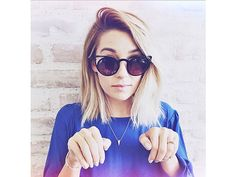 Lauren Conrad Cut Her Hair Even Shorter. Get Out Your Paper Bags and Start Breathing Deeply http://stylenews.peoplestylewatch.com/2014/10/28/lauren-conrad-short-hair-photos-instagram/